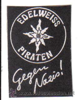 Bildergebnis für fotos vom logo der edelweißpiraten
